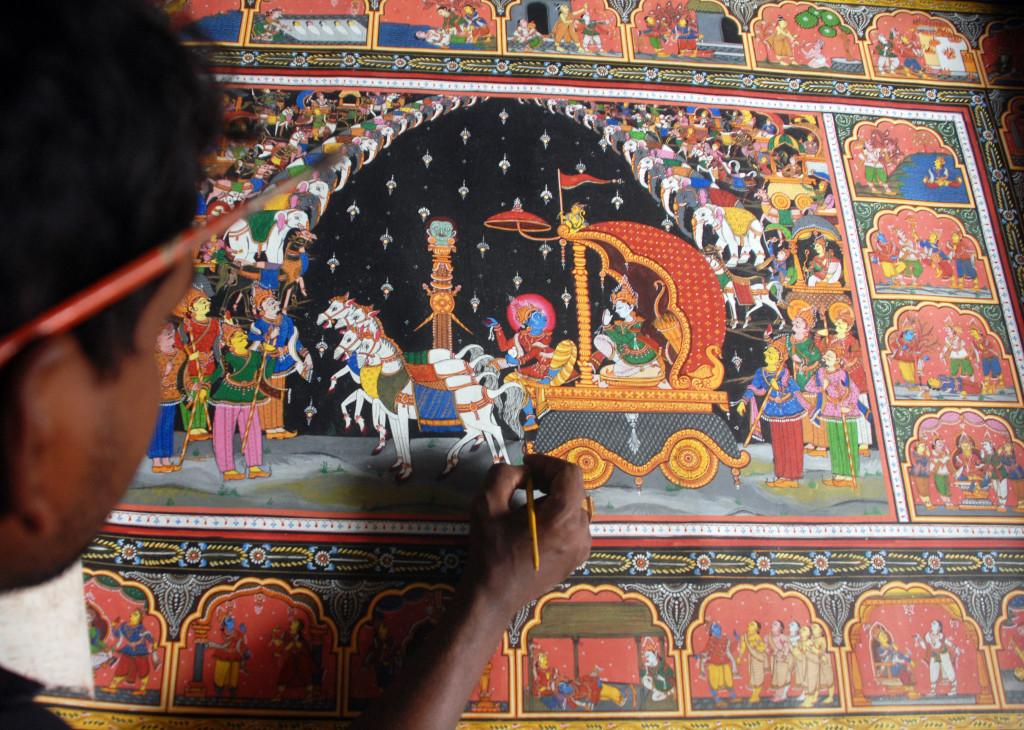 Raghurajpur 5