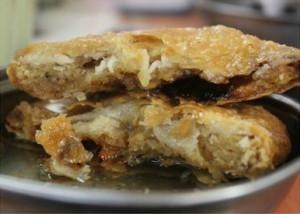 Sweet Kachori. Photo Credit: Vaishali Sabnani