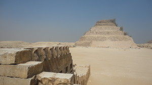 The architecture of the pyramids continue to baffle experts. Photo credit: Gunjan Pant Pande