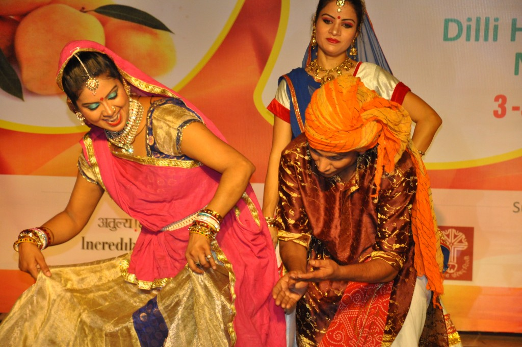 Dance troupes and amateur bands will also be performing at the festival. Photo credit: Delhi Tourism