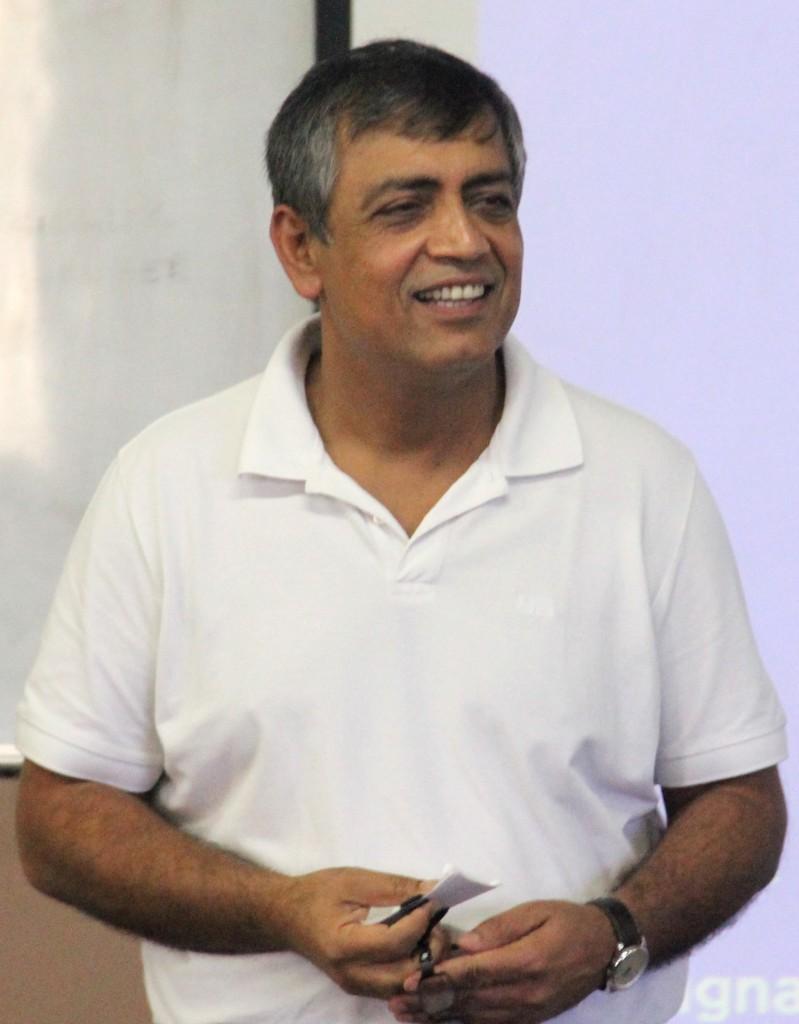 Sanjay Gupta, CEO, EnglishHelper.